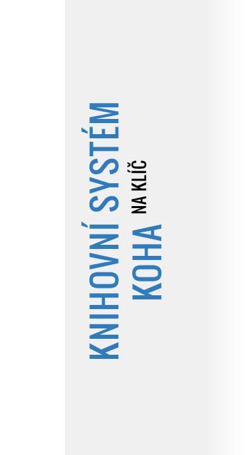 Knihovní systém Koha na klíč